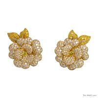 Van Cleef & Arpels Earrings - Manhattan Art and Antiques ...