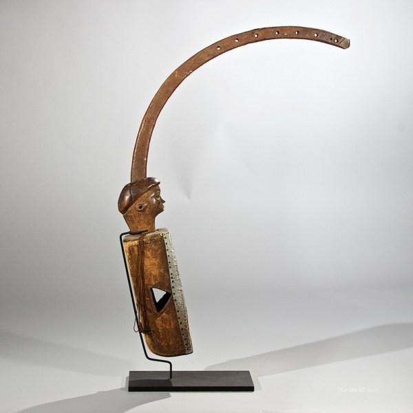 Congo Harp - Manhattan Art And Antiques Center