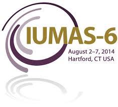 IUMAS-6 logo