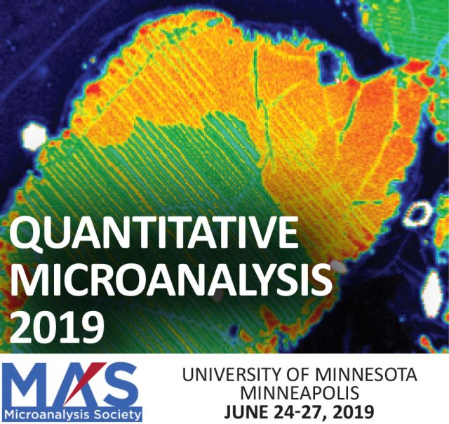 QMA-2019 – Microanalysis Society