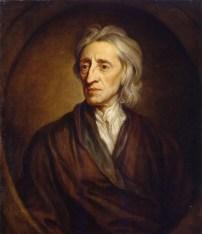 John Locke never used the phrase empty vessel