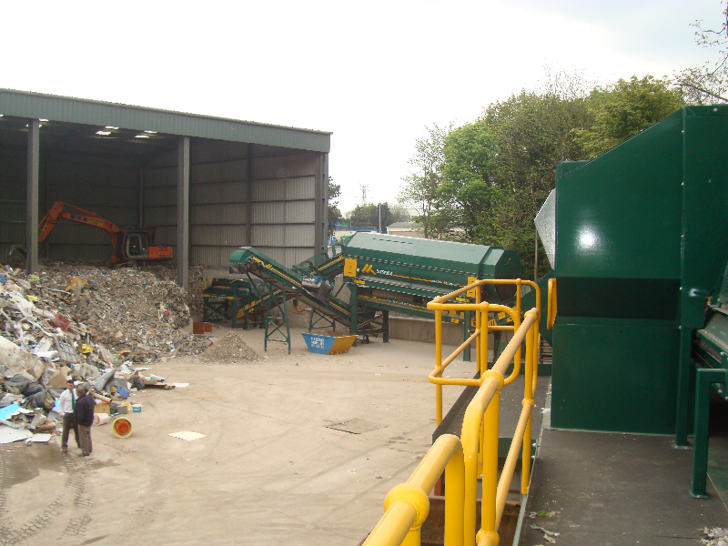 Waste Recycling Solution