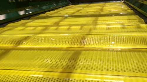 Flip Flow Screens bottom deck