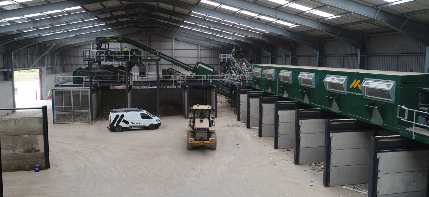 Static Waste Recycling Equipment 146