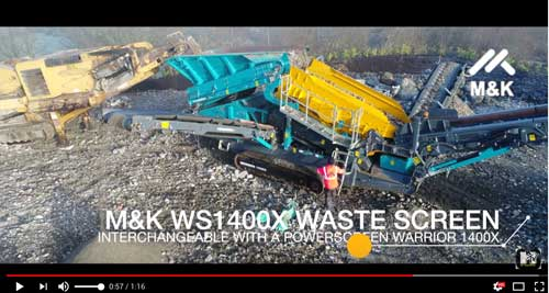 Used-Powerscreen-Warrior-1400X-Tracked-Screener-for-Sale-1