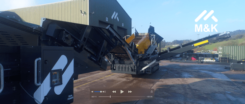 Waste Recycling Equipment Mobile