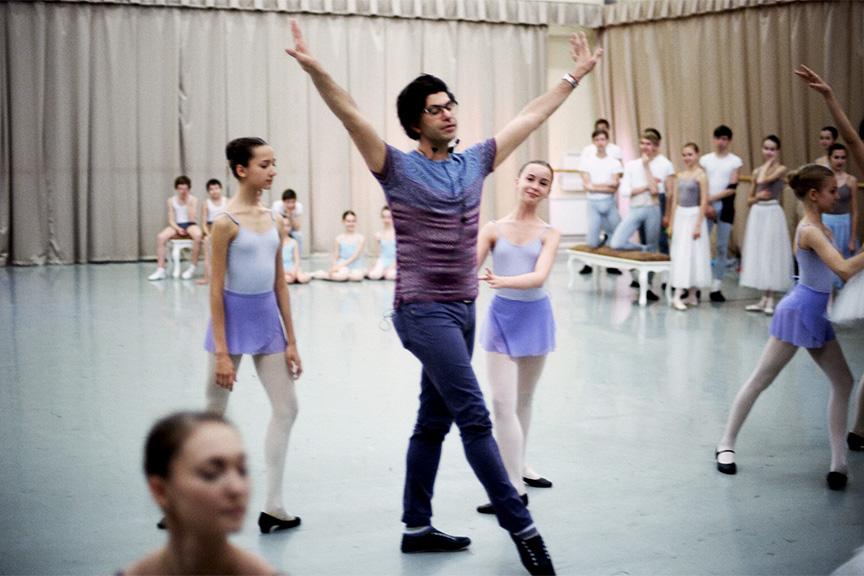 randki z męskimi tancerzami baletowymi randki ka ho cho