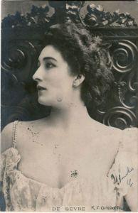 Marguerite de Sevres kb. 1900