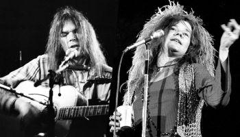 Woodstock: Neil Young és Janis Joplin