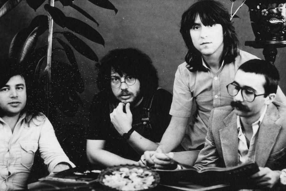 A Locomotiv GT a magyar rockzene egyik legnagyobb hatású együttese, Somló Tamás, Presser Gábor, Karácsony János, Solti János.