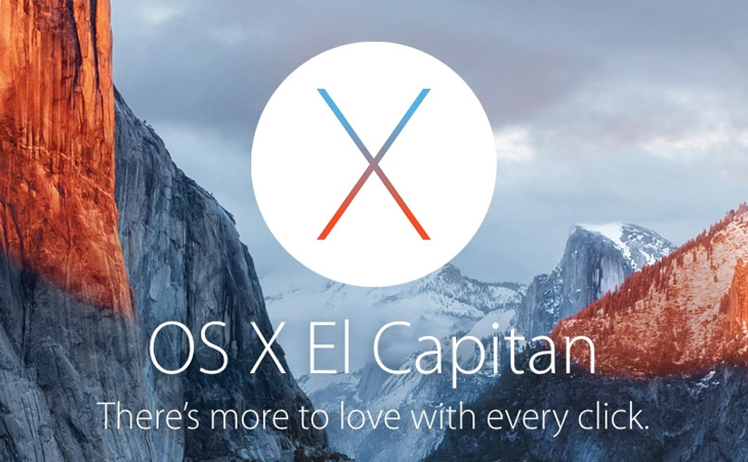 Create a bootable USB drive for El Capitan