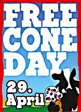 free cone day 08