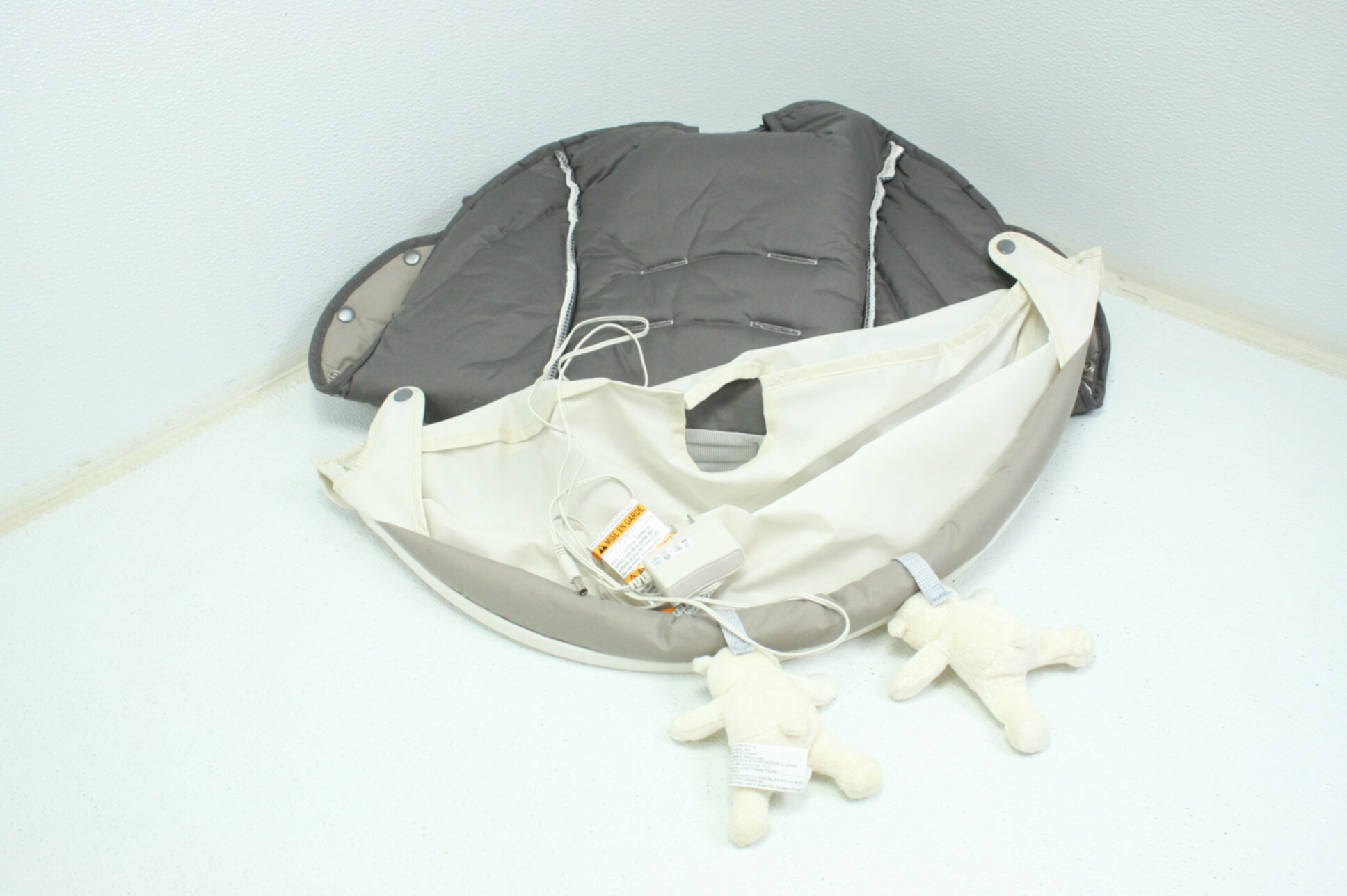 SEE NOTES Graco Soothing System Baby Glider w Vibration ...