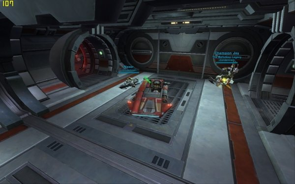 Операция The Eternity Vault - первое в мире прохождение!
