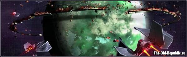 BioWare готовят космические сражения в полном 3D!