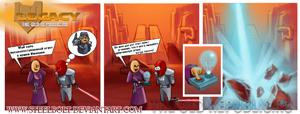 На The-Old-Republic.ru стартует собственная серия комиксов!