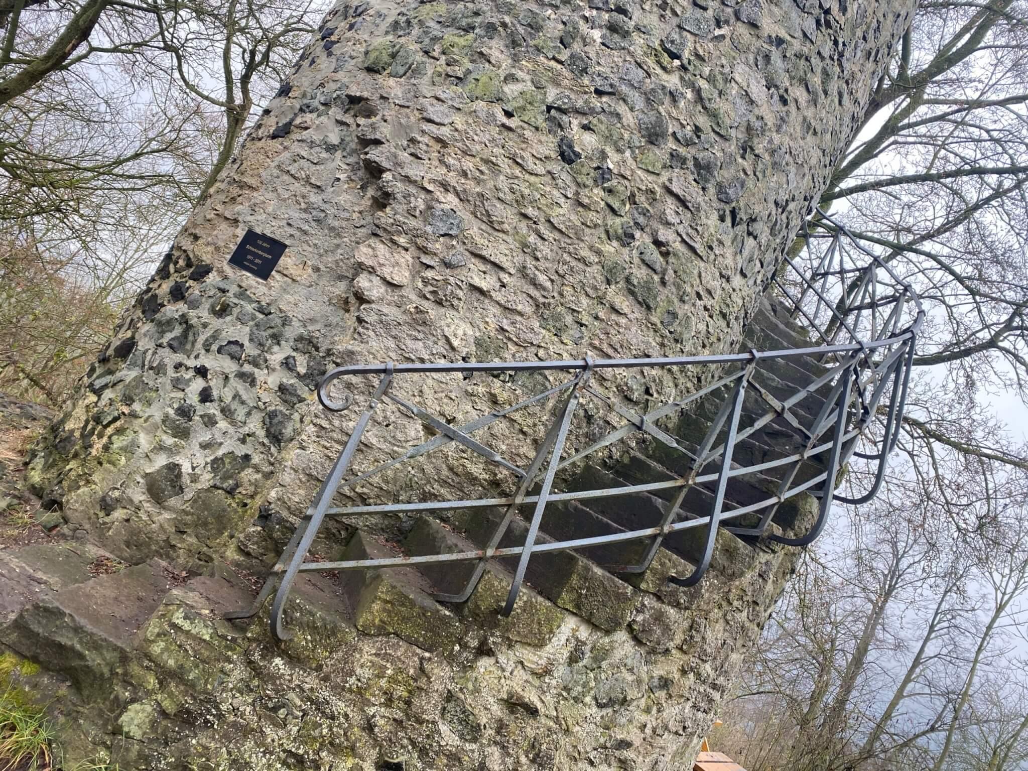 Schreckenbergturm, Zierenberg