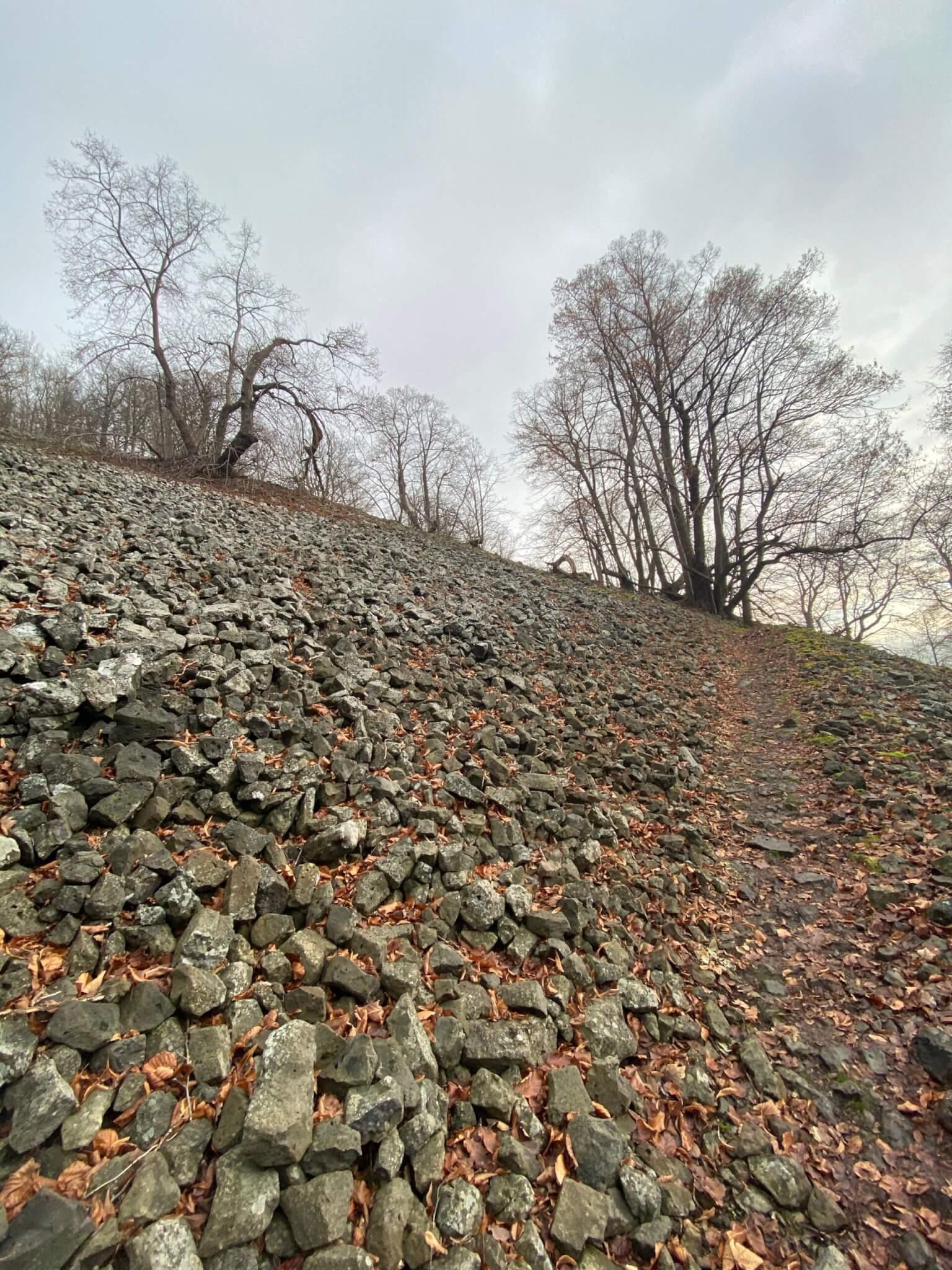 Blaue Steine, Schreckenberg, Zierenberg