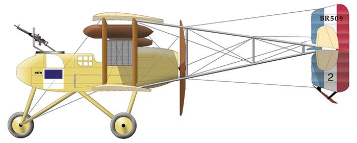 BREGUET 5 (1915)