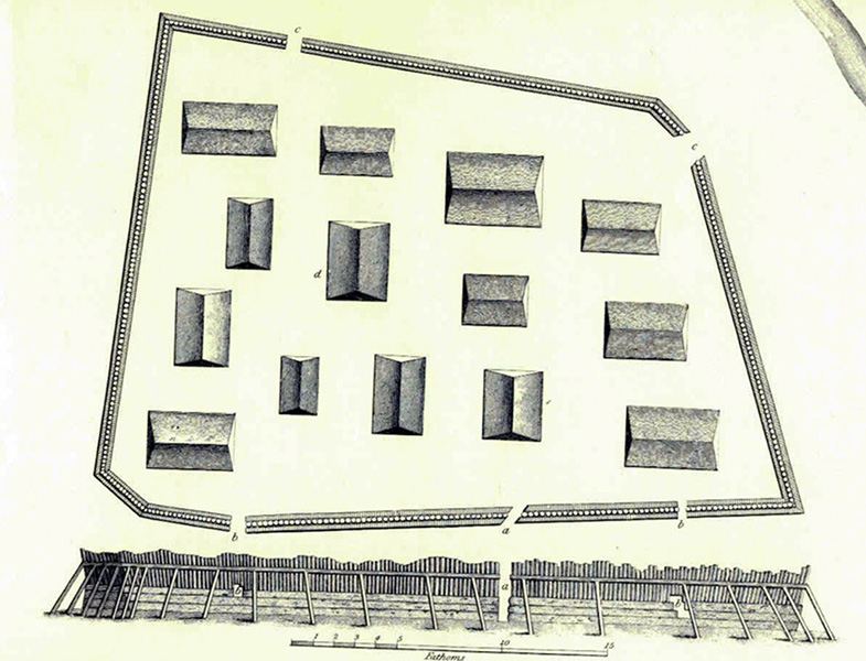 Destroyed 19th-century Alaskan fort identified