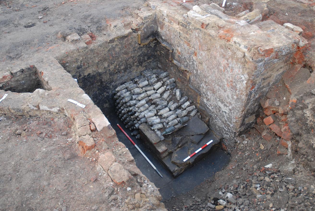 PHOTOS: Archaeological Services WYAS.