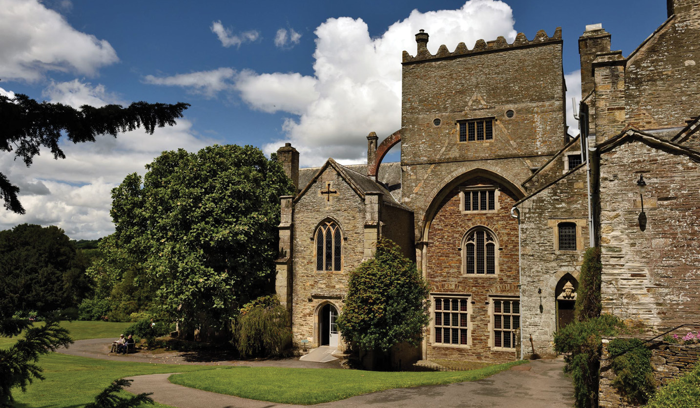 RIGHT The lasting impact of the slave trade is still felt today. A recent audit by the National Trust assessed the various properties in their care that were built and remodelled using wealth made from slavery. This is the National Trust property Buckland Abbey, near Yelverton in Devon, which was briefly owned by Sir Francis Drake.