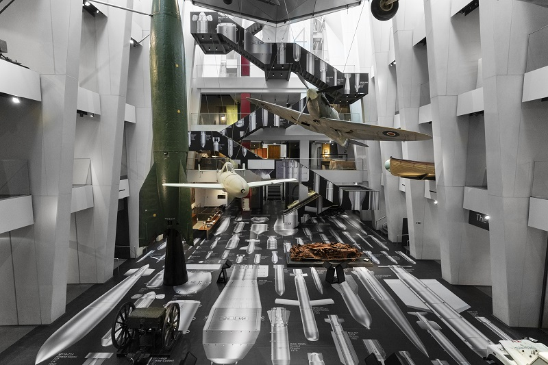 IWM announces reopening dates with #MissingMuseums campaign