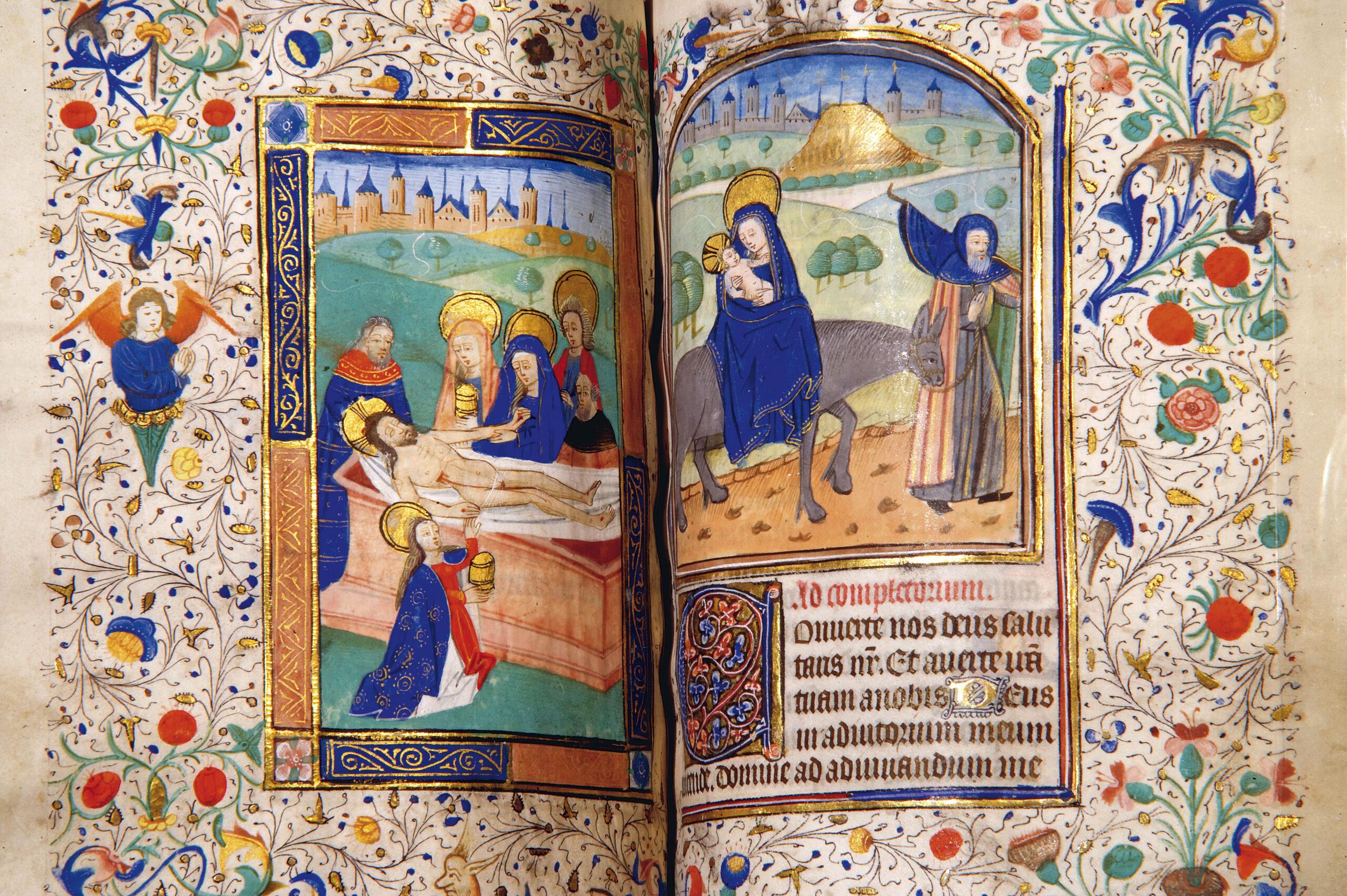 Hidden inscriptions discovered in Anne Boleyn's prayerbook