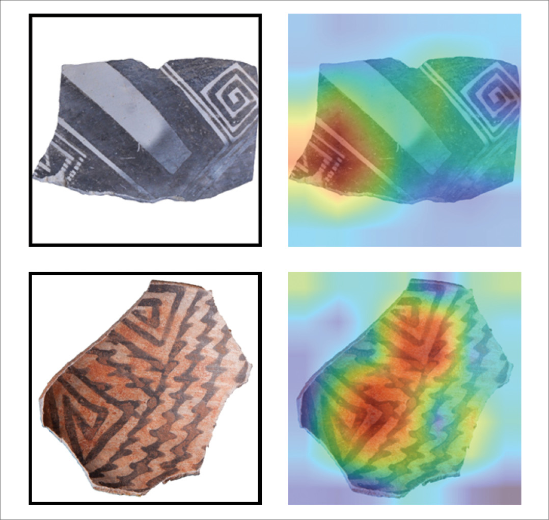 Using computer science to classify potsherds