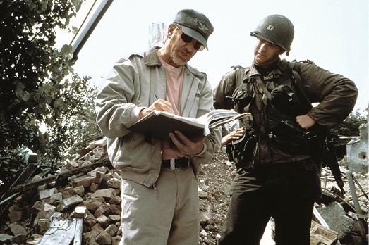 Filming begins on new Spielberg WWII miniseries
