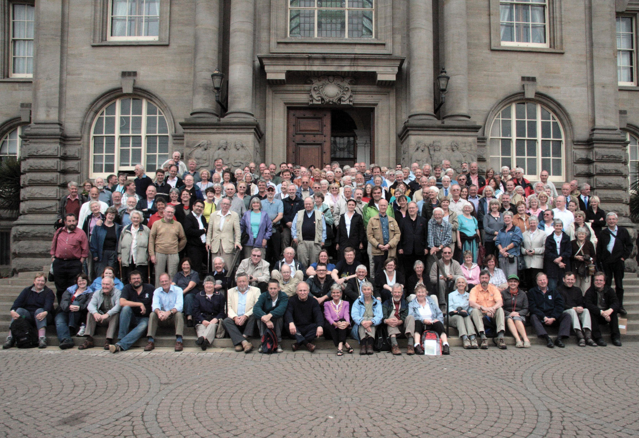 The Pilgrimage of Hadrian's Wall 2009