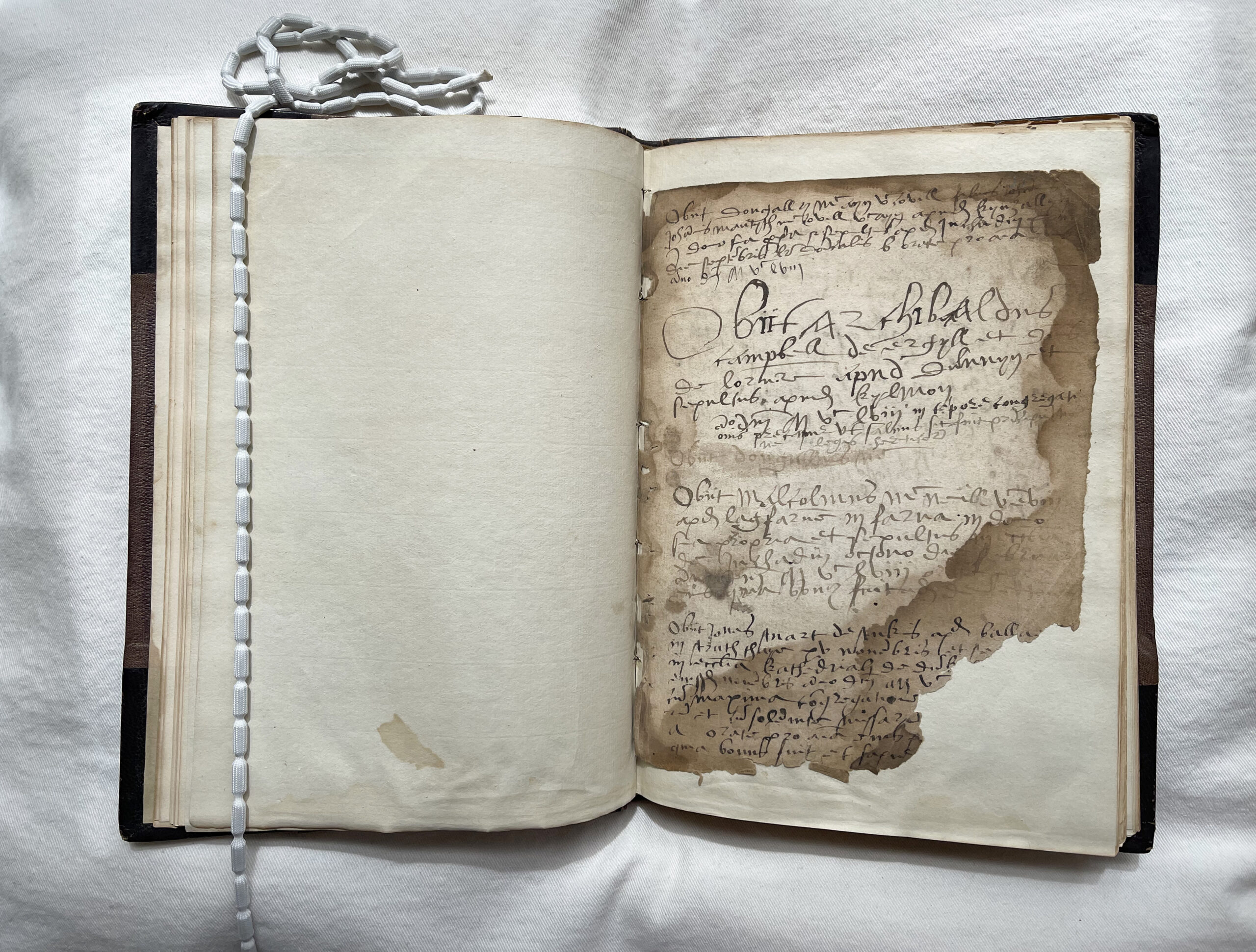 National Library of Scotland acquires important 16th-century manuscript