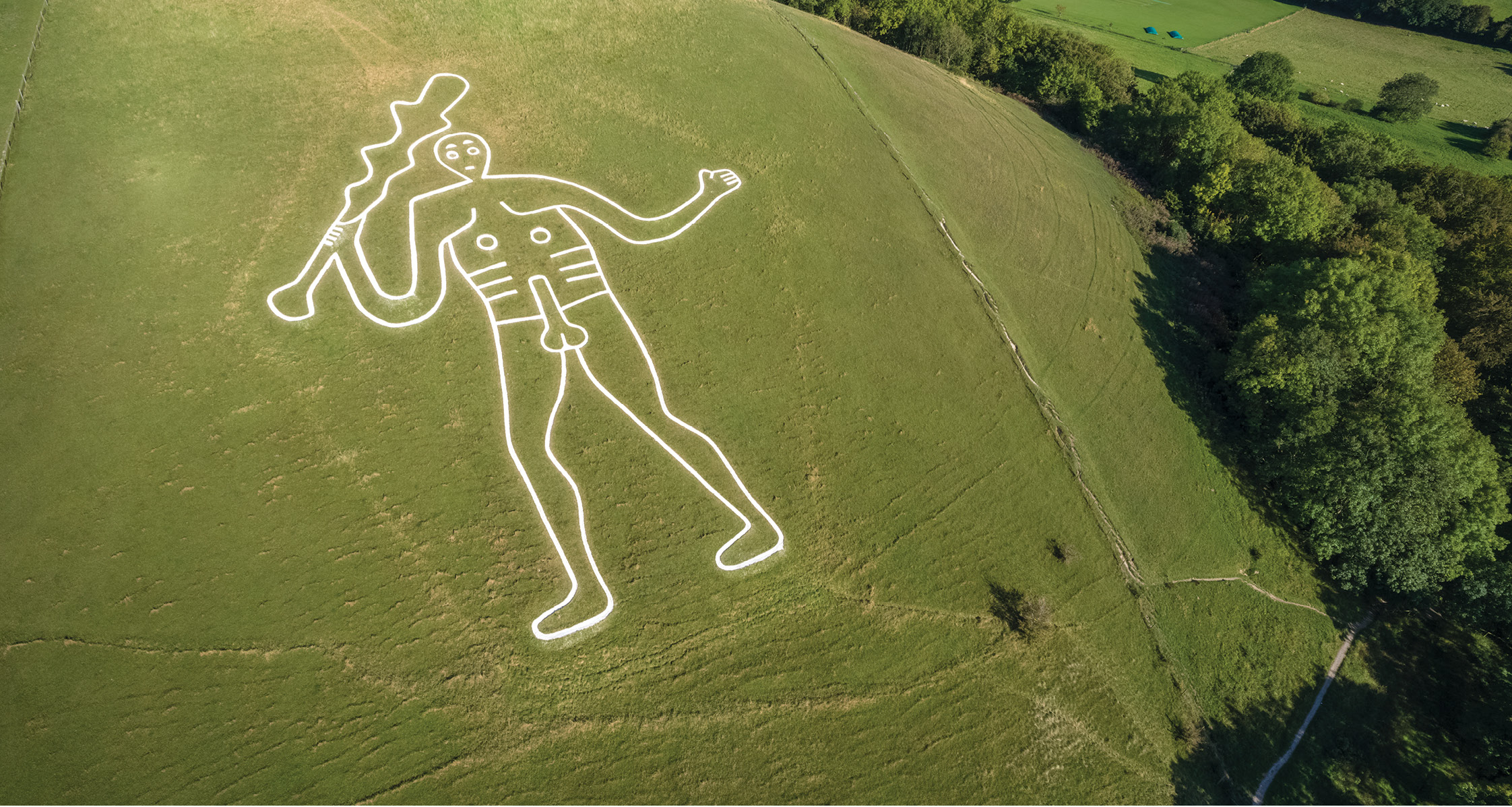 Dating the Cerne Abbas giant