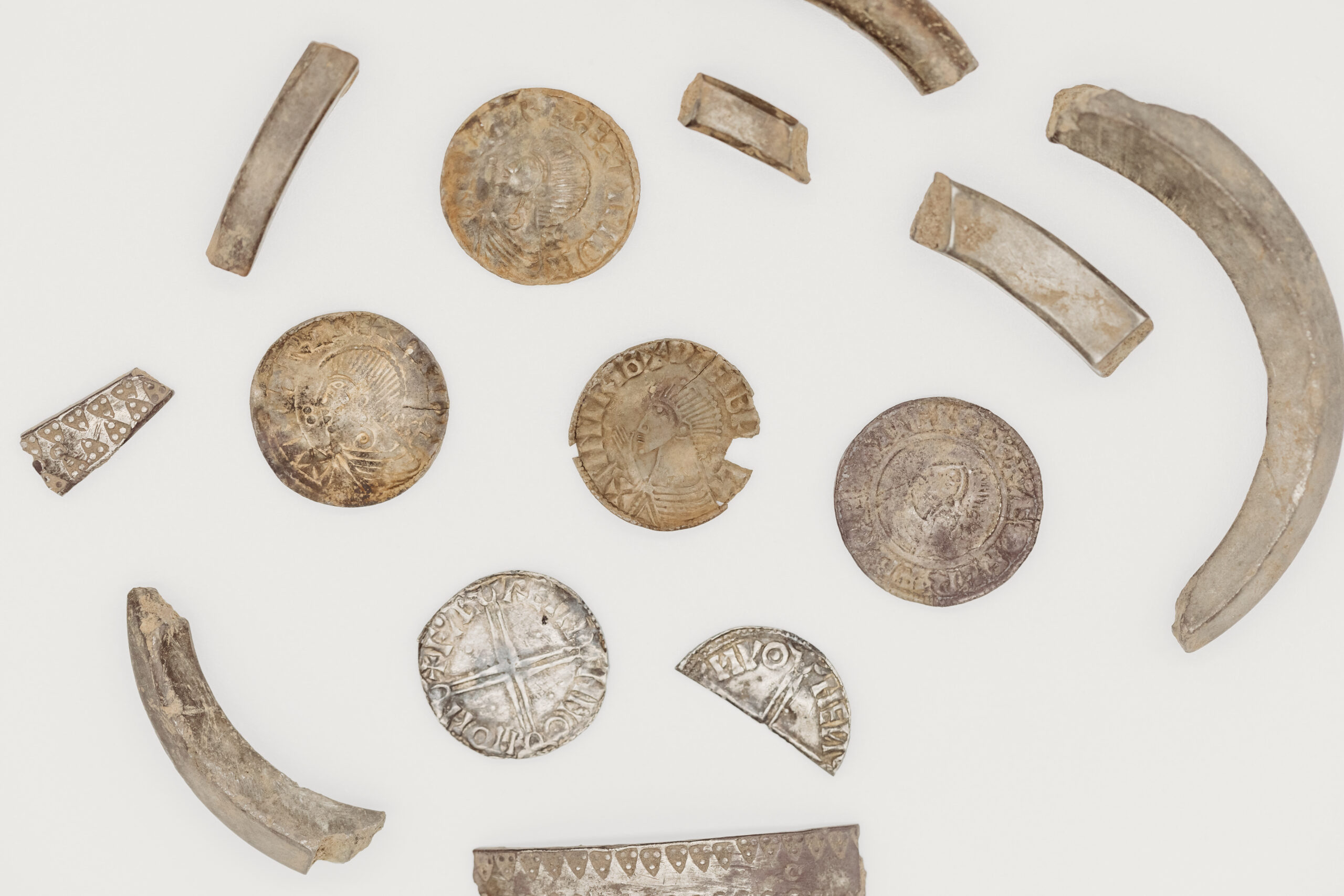 Metal-detectorist unearths Viking coin hoard in Isle of Man