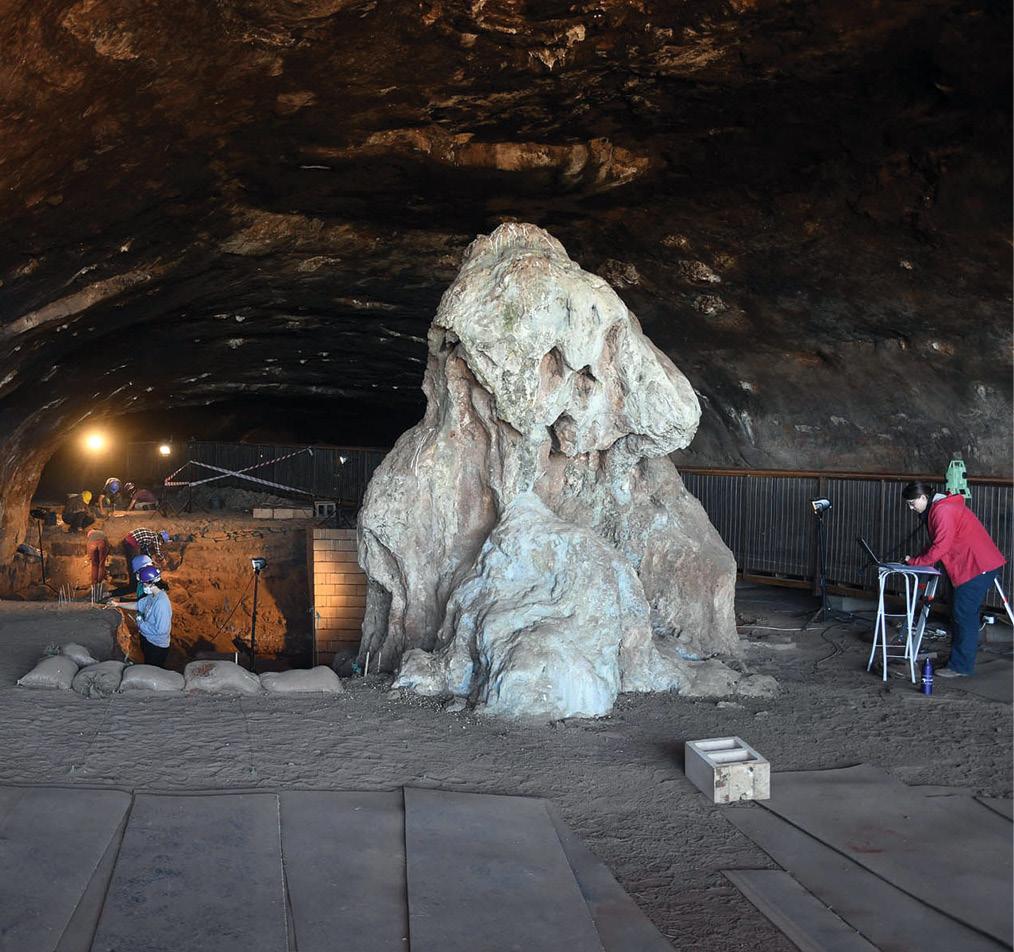 Early human activity at Wonderwerk Cave
