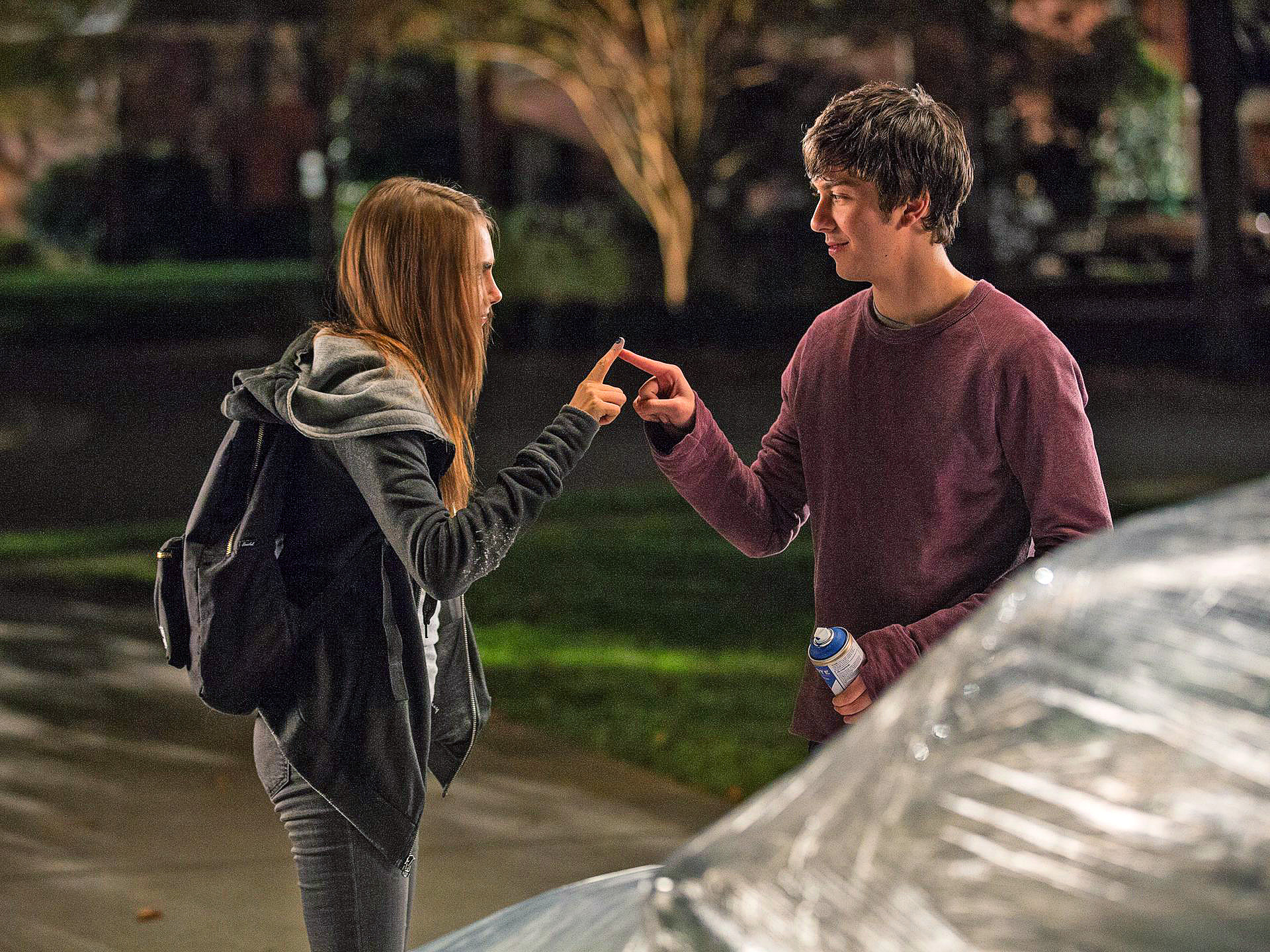 Wallpaper Fall Out Boy Paper Towns Provides Predictable Laughs The Peak