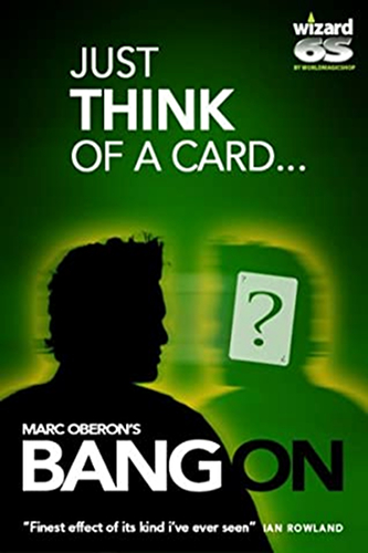 Bang On by Marc Oberon - cover