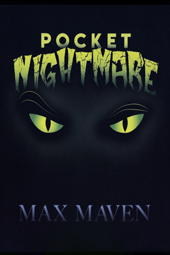 Pocket Nightmare by Max Maven - cover