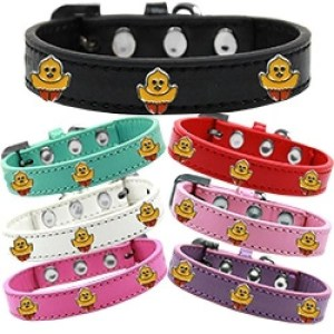 Chickadee Widget Dog Collar | The Pet Boutique