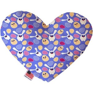 Chicks and Bunnies Heart Dog Toy | The Pet Boutique