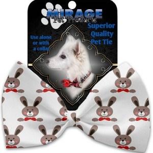 Dapper Rabbits Pet Bow Tie   The Pet Boutique