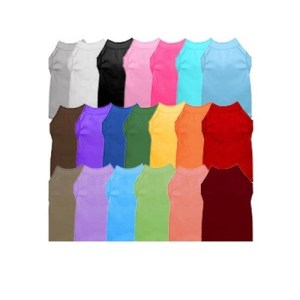 Plain Pet Shirt | The Pet Boutique