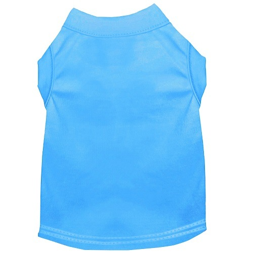 Plain Pet Shirt - Bermuda Blue | The Pet Boutique