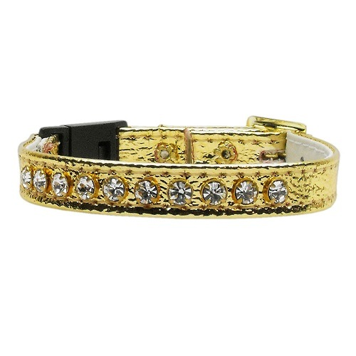 Breakaway Cat Collar - Gold | The Pet Boutique