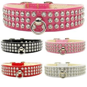 Patent Jewel #73 Dog Collar | The Pet Boutique