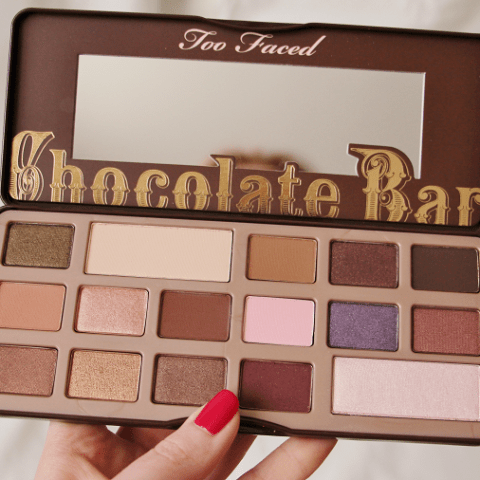 La palette make-up gourmande et girly par excellence !