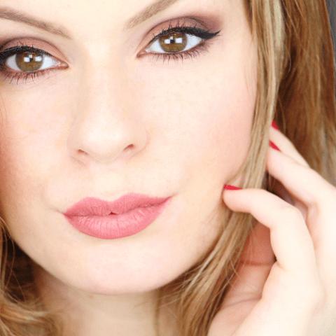 Maquillage d'automne : tutoriel !
