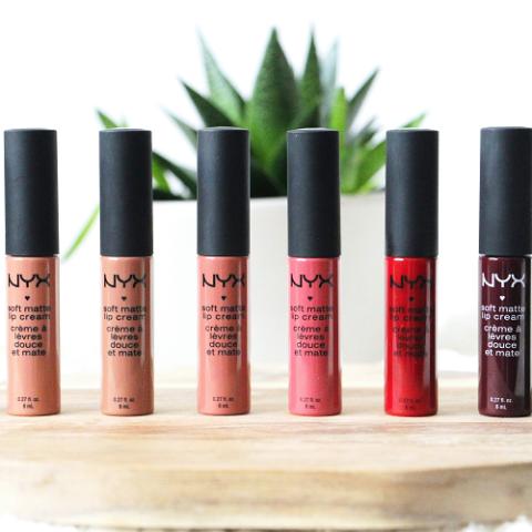 Les crèmes à lèvres NYX, un succès justifié ?
