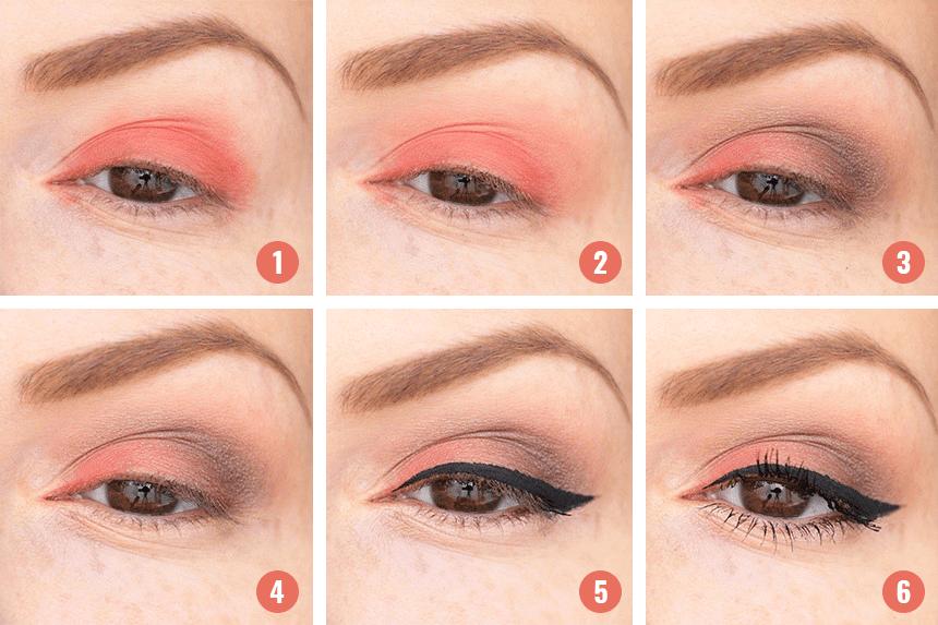 Tutoriel Makeup Printanier Doux & Coloré