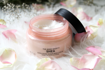 Gommage corporel The Body Shop